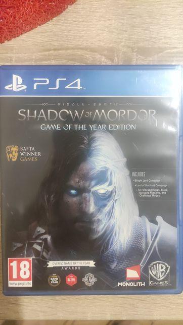 Gra shadow of mordor