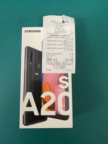 Samsung Galaxy A20s Nowy nie aktywowany