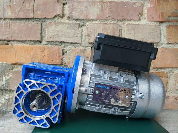 Червячный мотор-редуктор для кремовалки медогонки мешалки в сборе NMRV