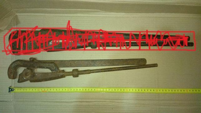 Разводной ключ, трубный, газовый, попка, СССР.