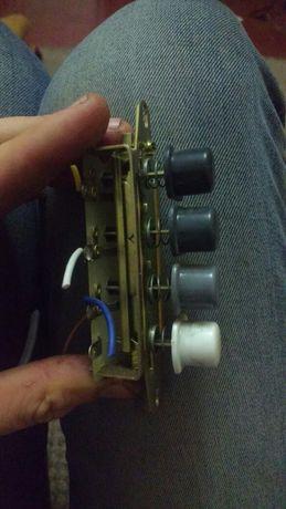 Перемикач швидкостей вентелятора