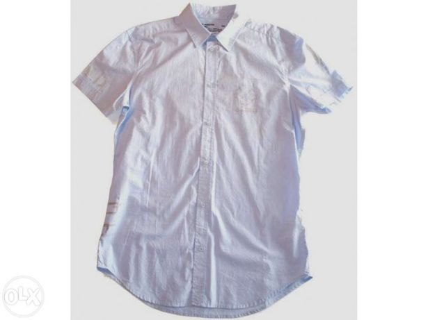 Camisa diesel Impressa manga curta Tam. L