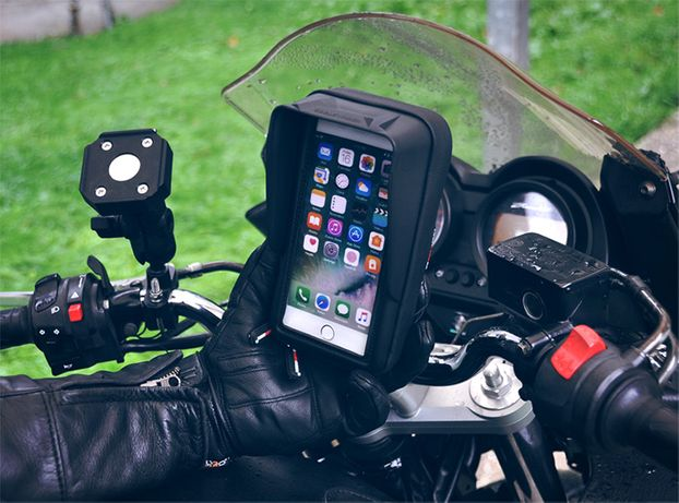 Soeasyrider V6 держатель для смартфона для iPhone XS MAX iPhone