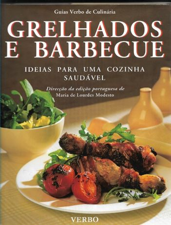 3 livros de culinária da Verbo