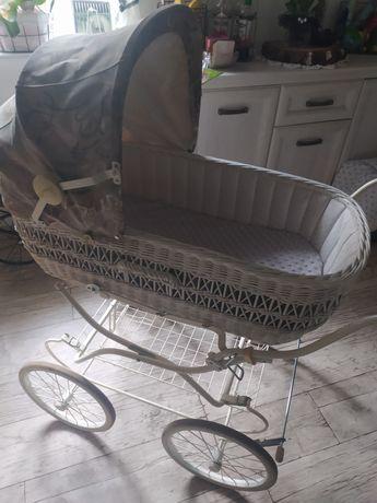 Wózek w stylu retro
