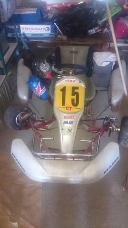 Vendo Karting competição vortex 125 cx manual