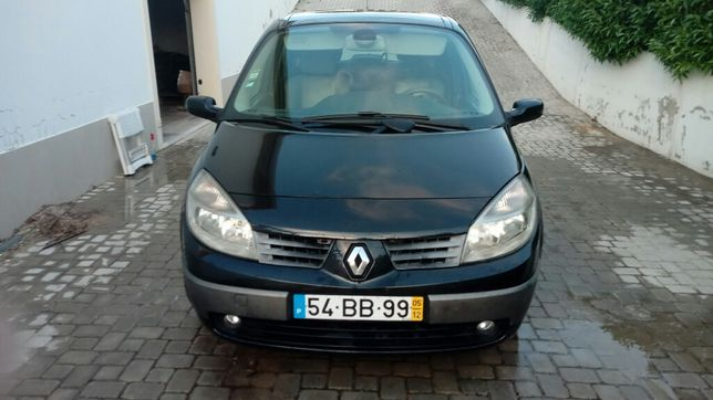 Renault Grand Scenic 1.5d - 7 lugares