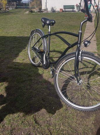 Rower CRUISER Odrestaurowany.