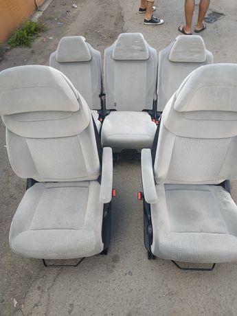 Салон сидения ситроен С4 пикассо Citroen C4 Picasso