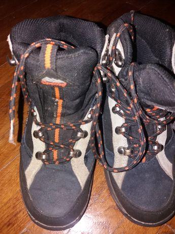 Зимові черевики  contex