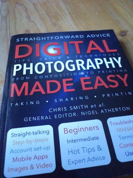 Digital Photography Made Easy - Chris Smith (po angielsku)