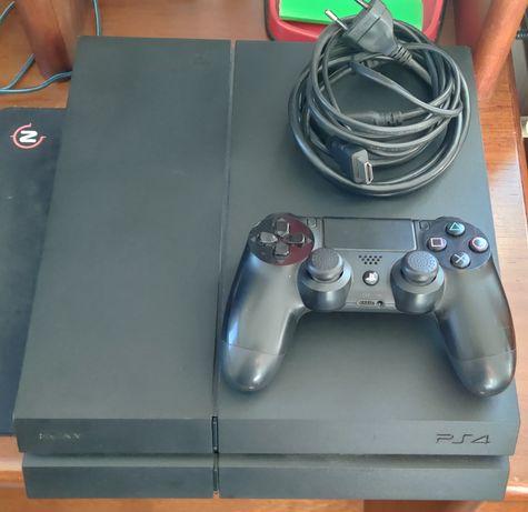 Vendo PS4 1TB [Ler descrição]