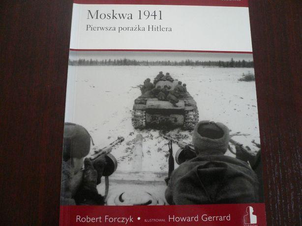 Moskwa 1941 Pierwsza porażka Hitlera