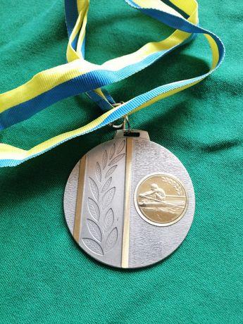 Медаль веслування