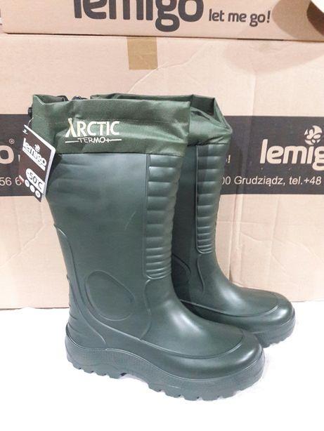 Сапоги для зимней рыбалки Лемиго Арктик, Lemigo ARKTIK 875 TERMO -50