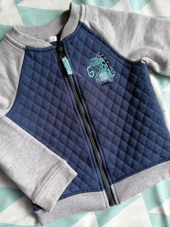 Bluza rozpinana r 92