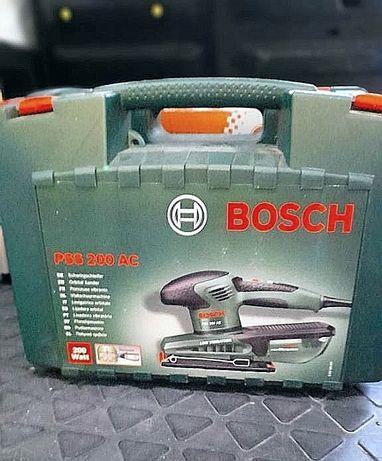 Lixadeira Bosch PSS 200 AC