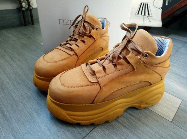 Крутые ботинки кроссовки Италия
