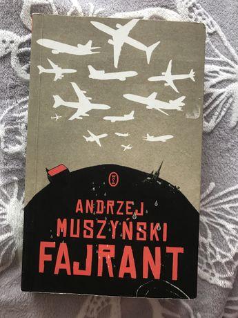 Andrzej Muszyński Fajrant