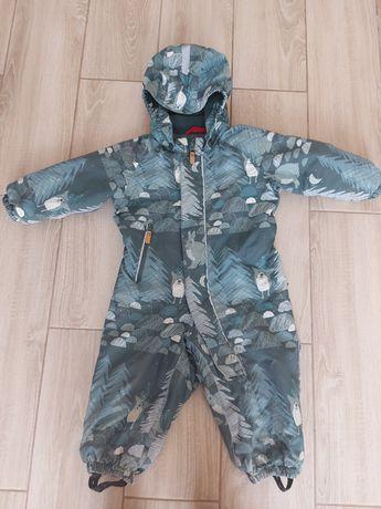 Комбинезон зимний  Reima, 86+6 см.