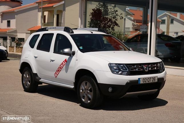 Dacia Duster 1.5 dCi Prestige 4WD