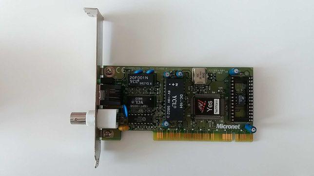 Placa De Rede Micronet SP2082A