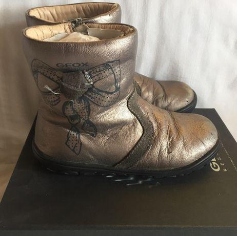 geox сапоги ботинки 25 размер