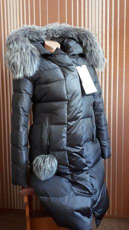 Женская зимняя куртка,пуховик,зимнее пальто