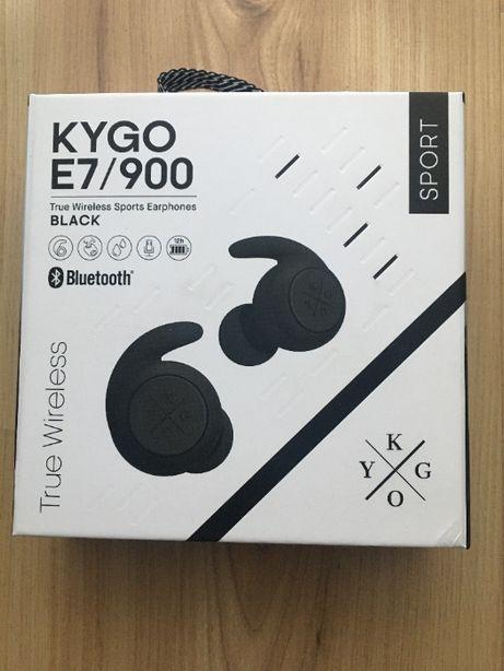 Słuchawki KYGO E7/900 Bluetooth NOWE! Gwarancja do 27.01.2023