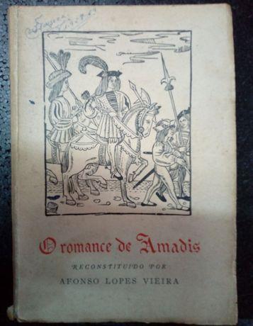 Livros antigos e