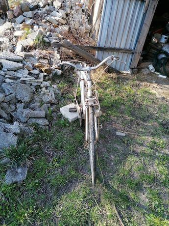 Rower koleżówka Sprzedam do remontu lub na części