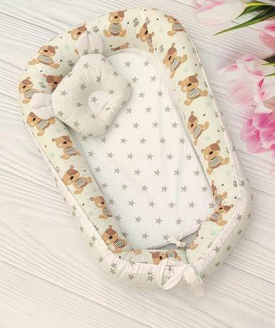 Гнездо, кокон для малыша