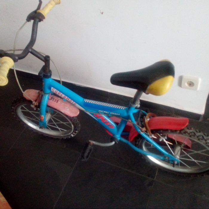 Bicicleta de criança Paranhos - imagem 1