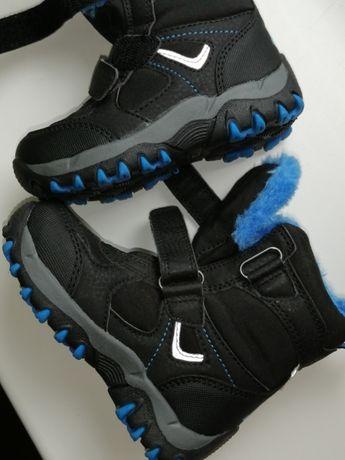 Детские ботинки весна зима осень Alpine Pro