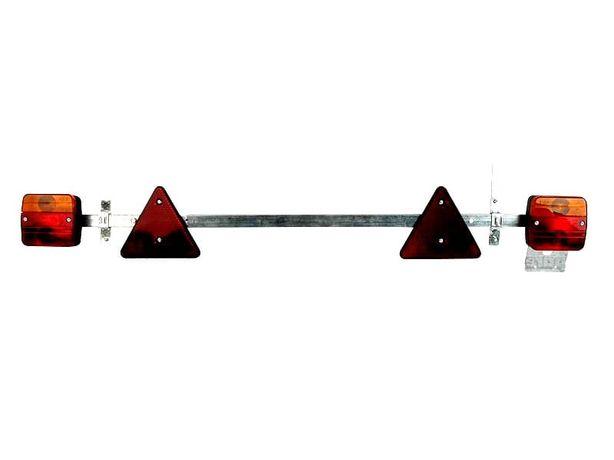 Teleskopowa belka oświetleniowa, Długość Kabla: 7M, Maksymalna sze