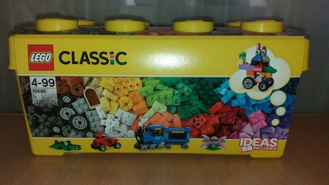 Конструктор Лего Классик 10696 Lego Classic оригинал в наличии