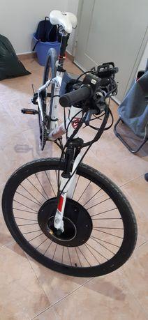 Bicicleta elétrica ( roda elétrica )