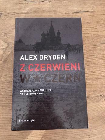 Alex Dryden Z czerwieni w czerń