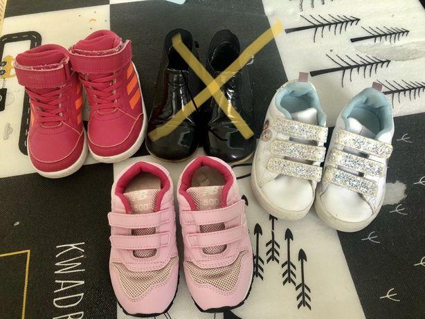 Buty 3 szt New Balance HM Adidas