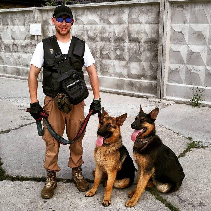 Дрессировка собак. Кинолог Борисполь. Гостиница для собак Борисполь - изображение 1