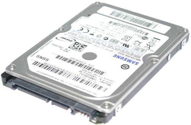 """Disco rígido HDD 2.5"""" 500GB Samsung SpinPoint p/ portátil"""