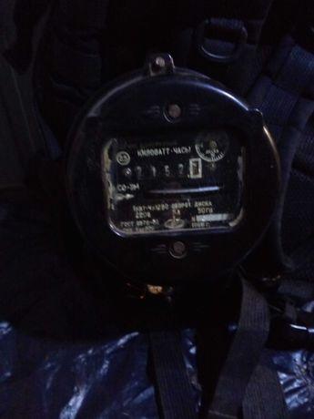 лічильник електричний однофазний счетчик однофазный СО-2М