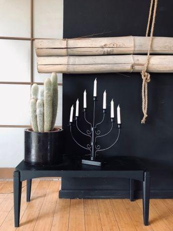 Sprzedam szwedzki świecznik- lampę elektyczną