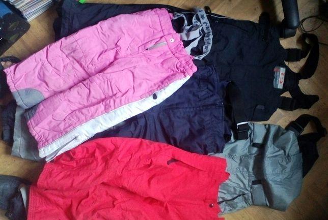 Зимняя одежда комбинезон и полукомбинезон детские теплые штаны обувь