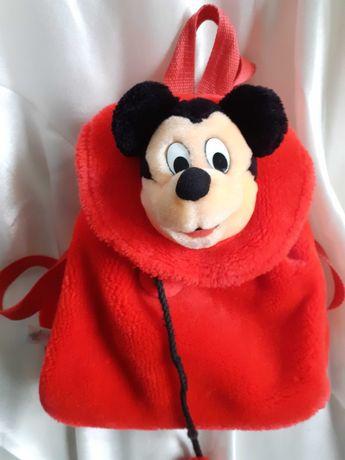 Kup misia na święta piekny plecak Myszka Miki