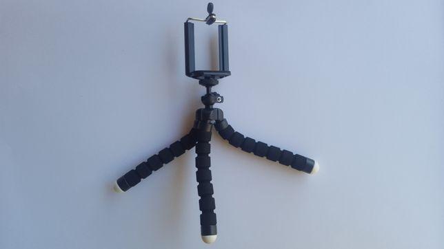 Selfie Stick / Suporte maleável p/ telemóveis , phones , action cam