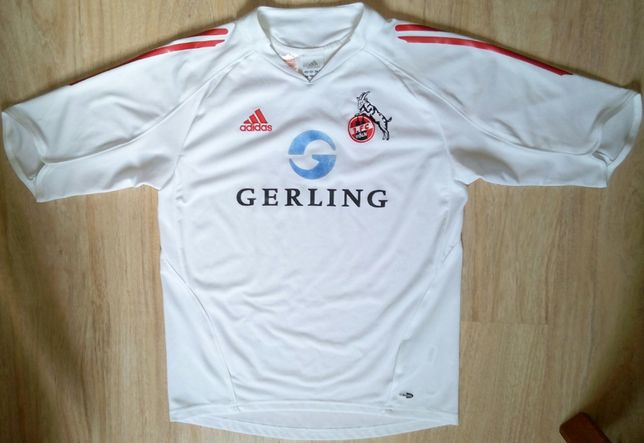 Футболка подростковая Adidas (1.FC Koln)