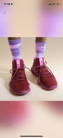 Buty Adidas HUMANRACE SICHONA czerwone 42 2/3