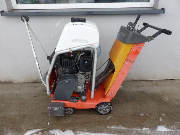 Piła do cięcia betonu asfaltu HUSQVARNA FS410D tarcza 500 mm