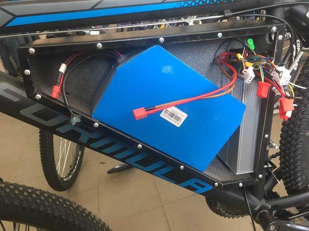 Аккумуляторы для велосипеда скутера Li ion LIFEPO4 Microvast